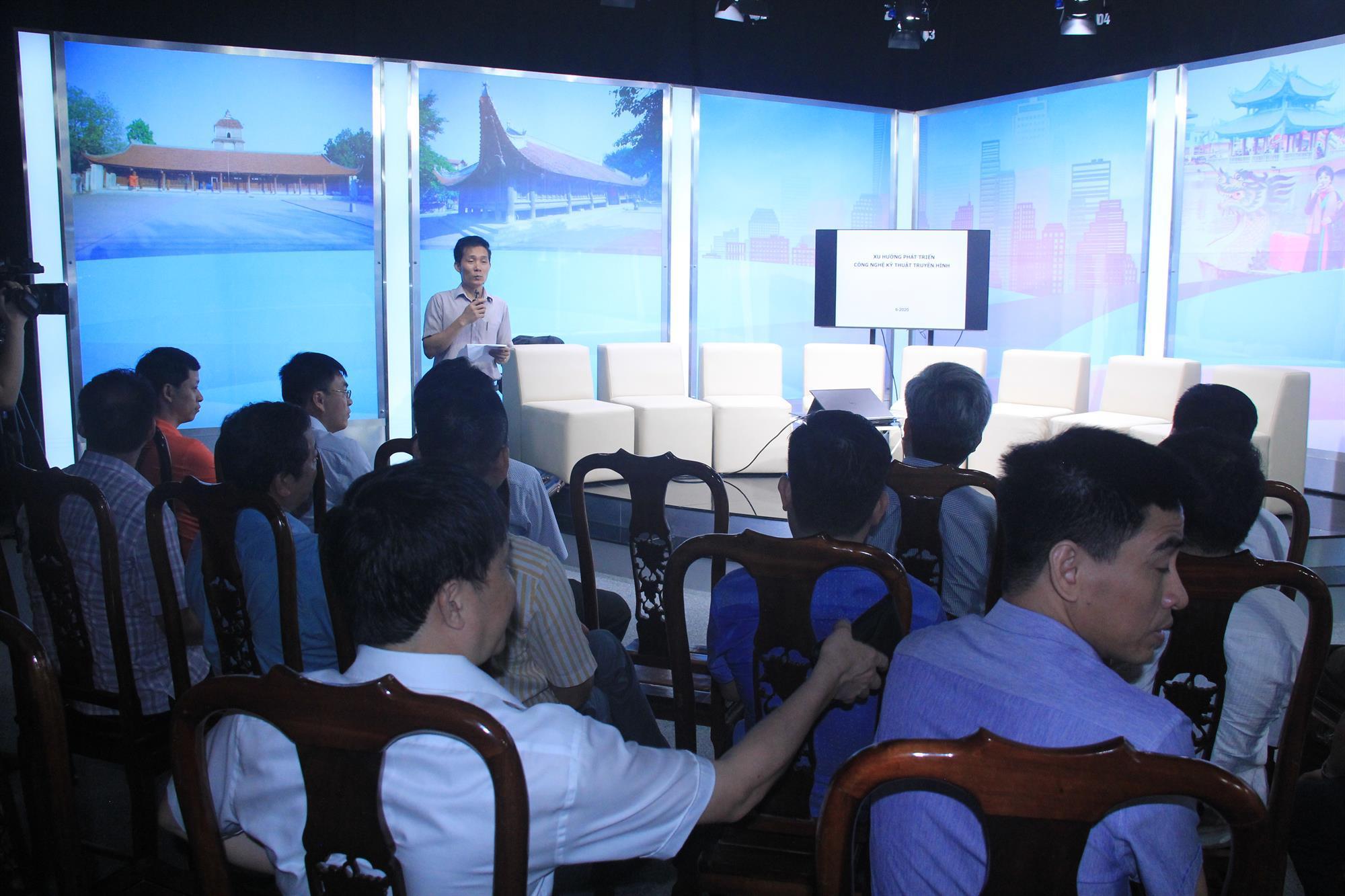 BTV tổ chức Hội thảo Xu hướng phát triển công nghệ kỹ thuật truyền hình