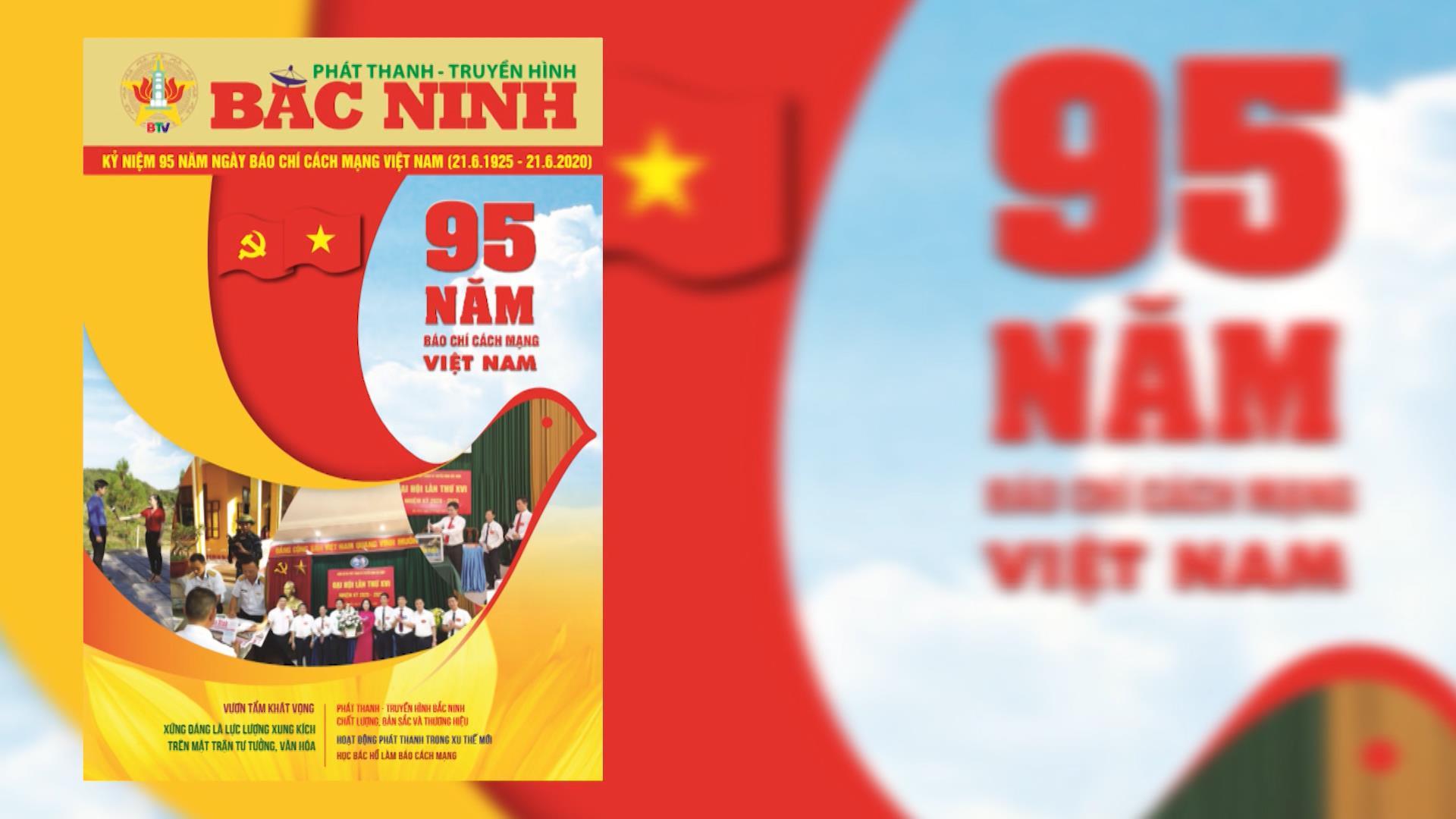 95 năm ngày Báo chí Cách mạng Việt Nam