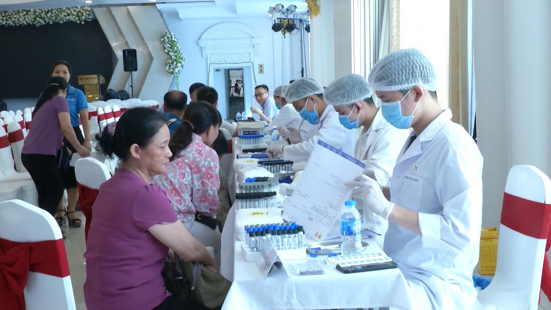 Bảo Việt nhân thọ Bắc Ninh tầm soát ung thư miễn phí cho khách hàng