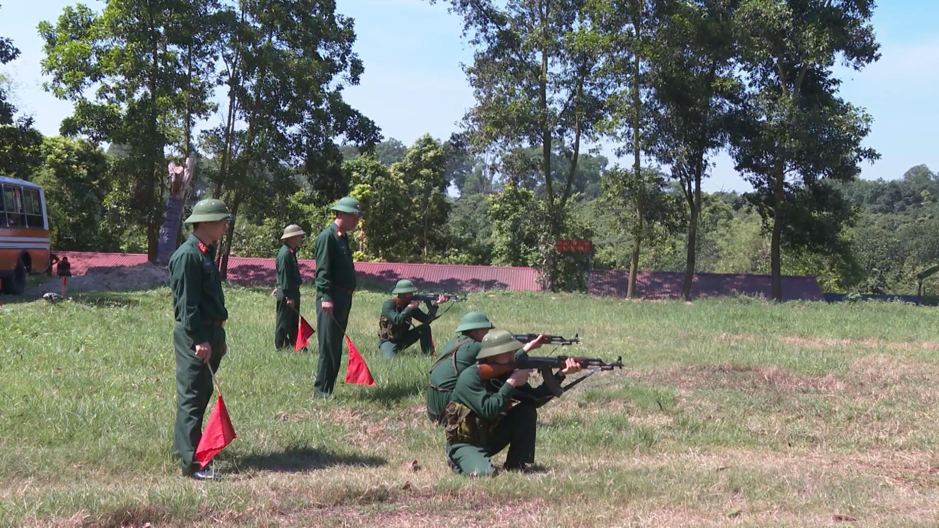Quân khu I kiểm tra thực hiện nhiệm vụ 6 tháng đầu năm 2020