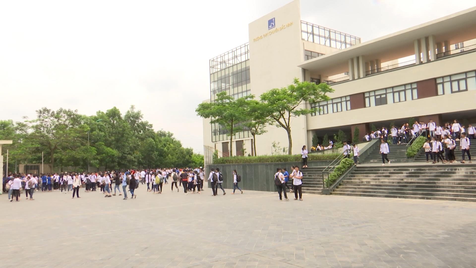 Bắc Ninh: 4045 hồ sơ đăng ký dự tuyển viên chức giáo dục năm 2020