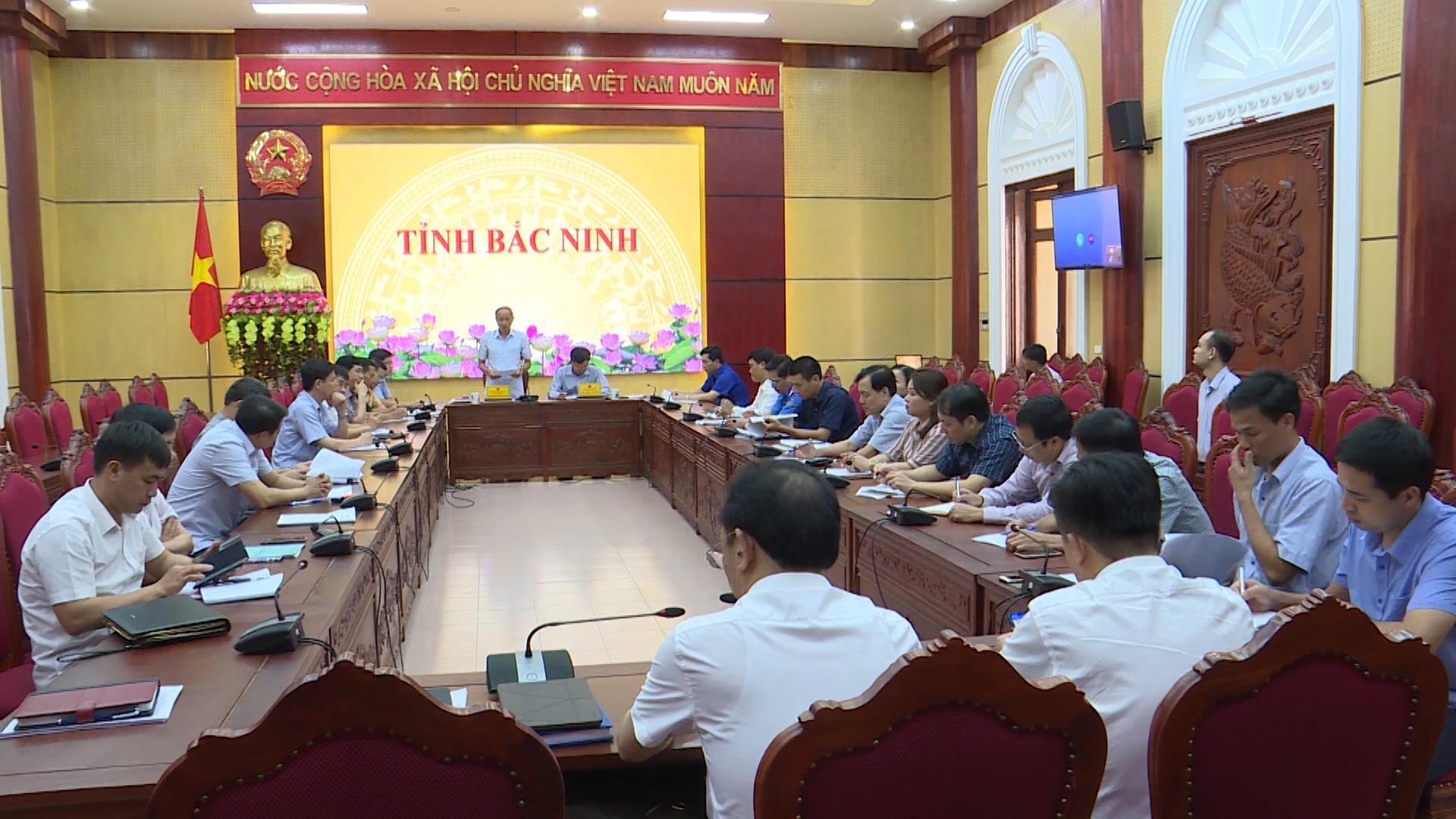 Hội nghị trực tuyến Triển khai kế hoạch 6 tháng cuối năm 2020