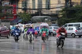 Tin mưa dông diện rộng