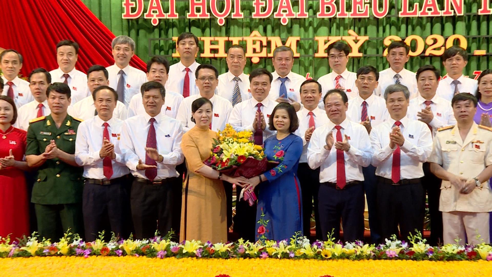 Đại hội Đảng bộ huyện Gia Bình lần thứ XXII thành công tốt đẹp