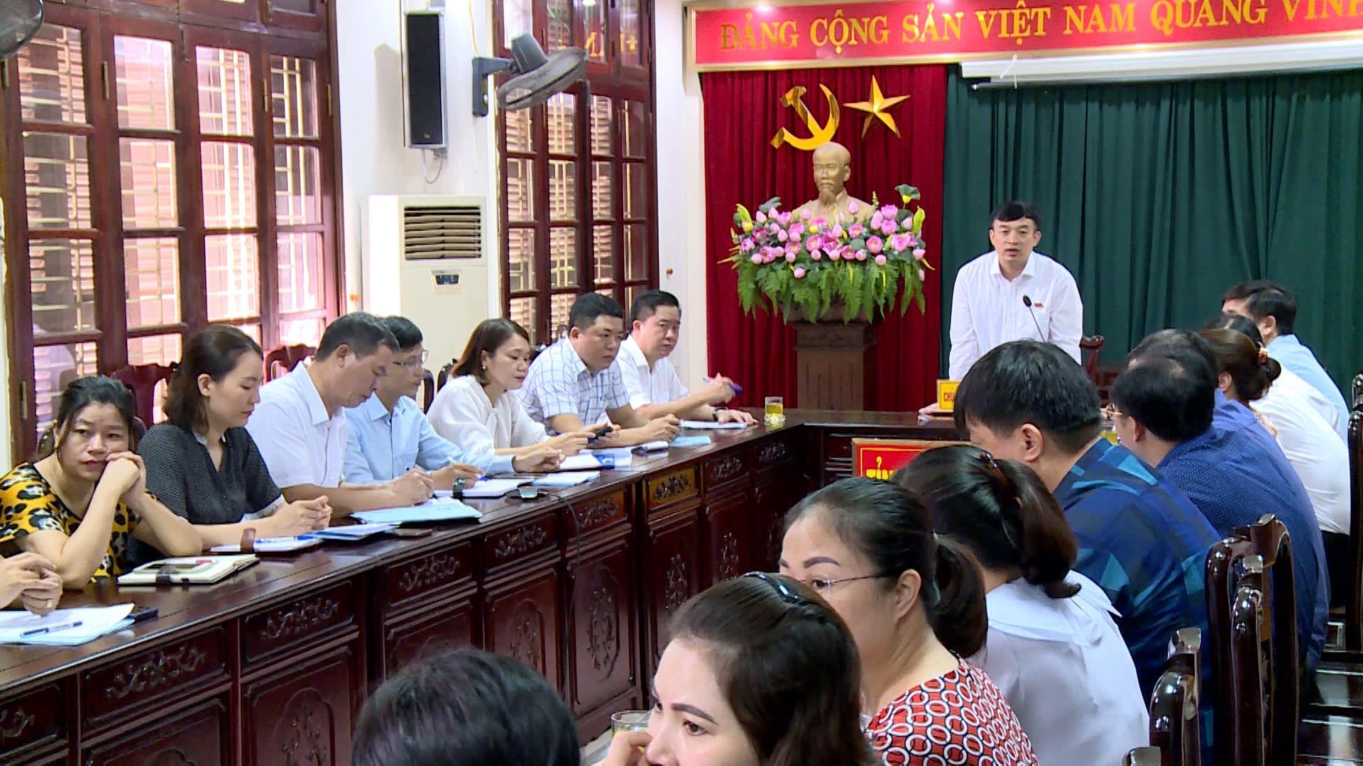Mặt trận tổ quốc Việt Nam tập huấn công tác dân chủ, pháp luật năm 2020