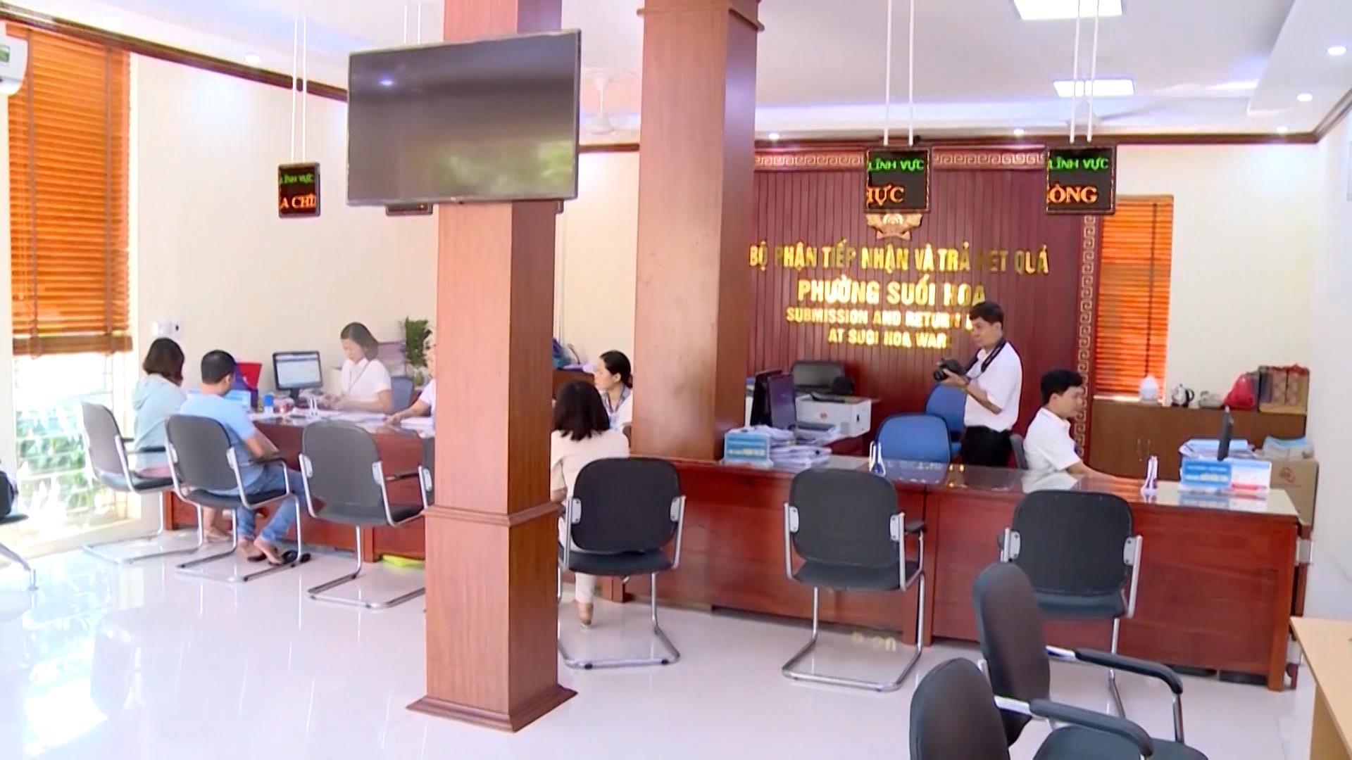 Bắc Ninh hướng tới nền hành chính hiện đại