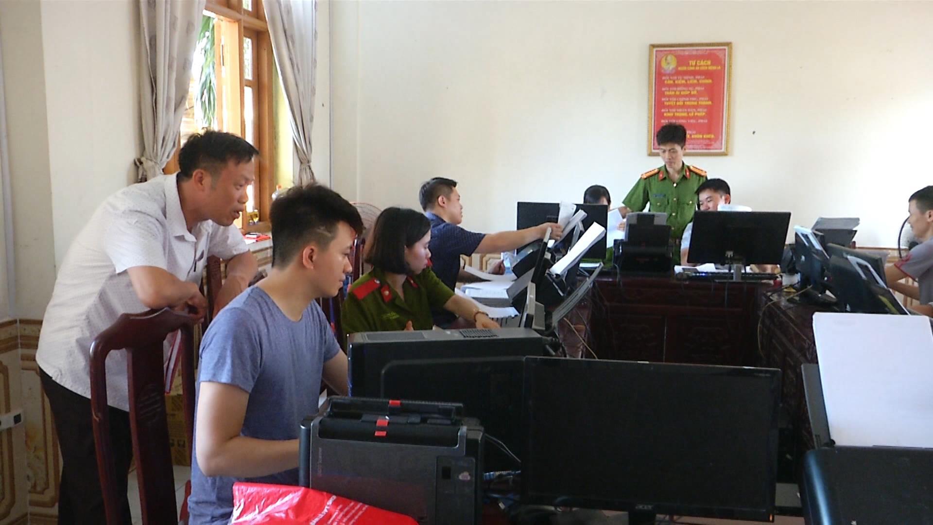 Bắc Ninh cơ bản hoàn thành việc thu thập phiếu thông tin dân cư