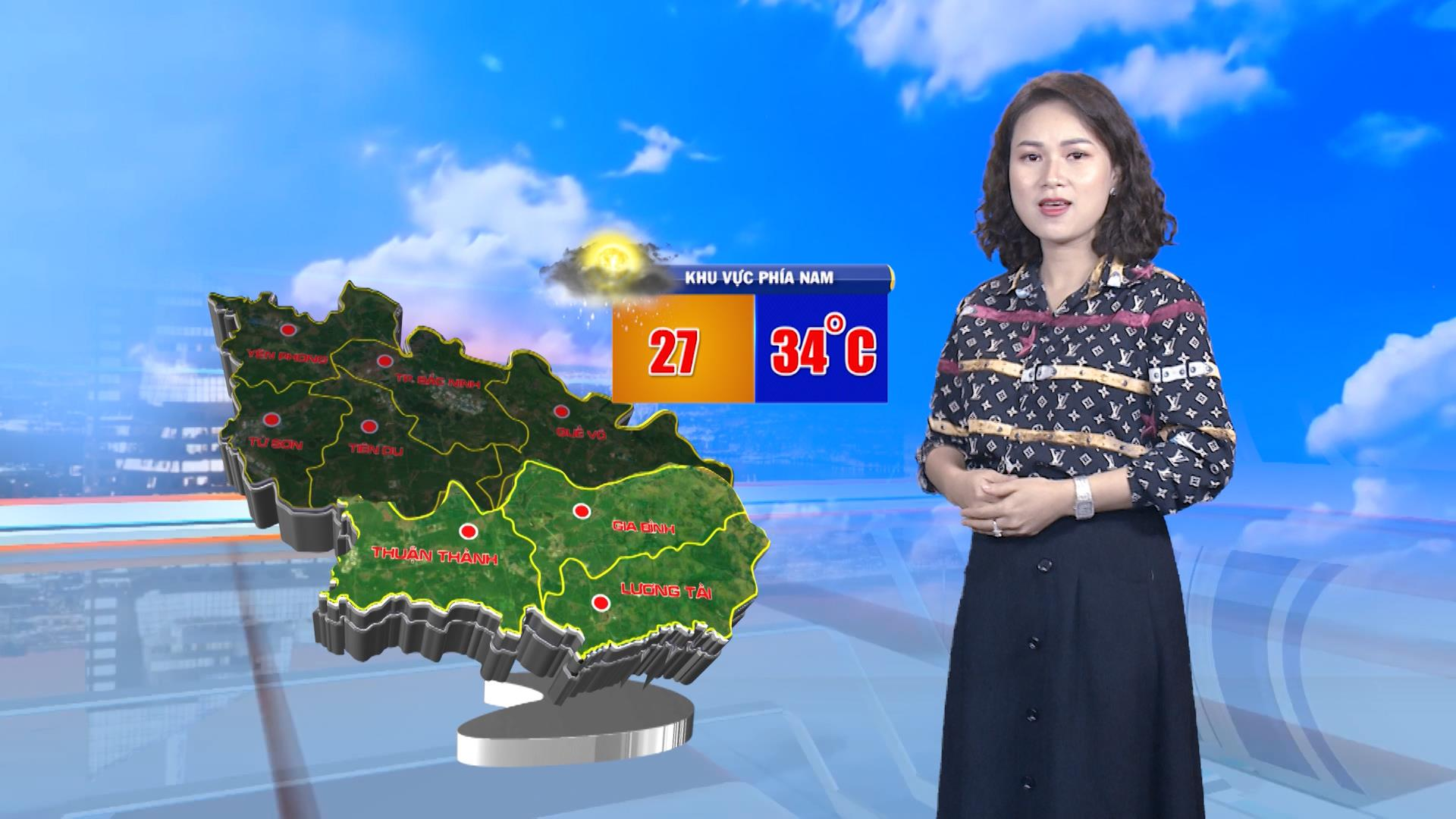 Thời tiết 23-7-2020