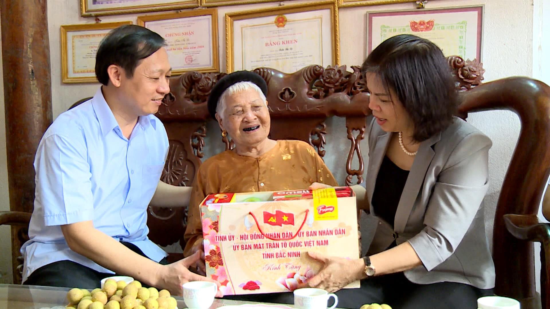 Bắc Ninh: Người có công được điều dưỡng phục hồi sức khỏe 1 năm/lần