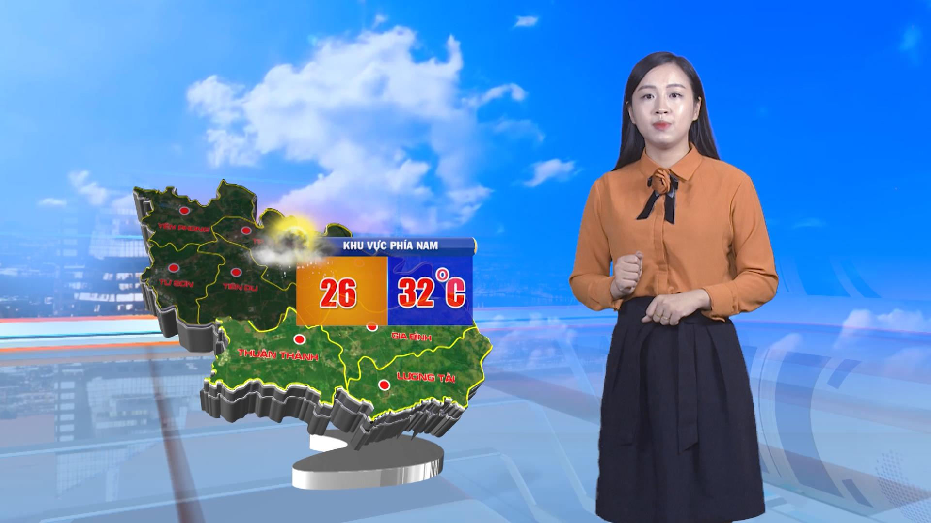 Thời tiết 01-8-2020