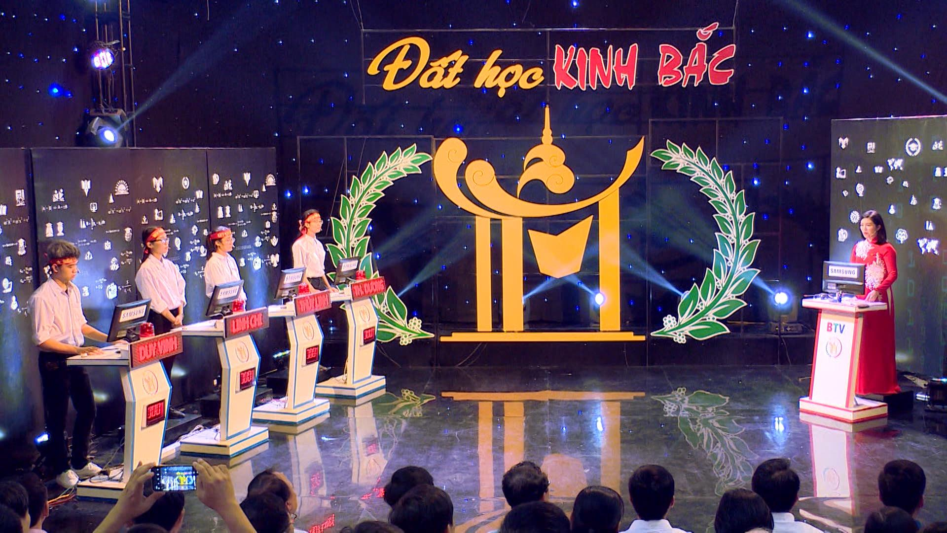 Chung kết Đất học Kinh Bắc năm học 2019- 2020