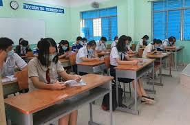 Bắc Ninh, ngày đầu tiên kỳ thi tốt nghiệp Trung học Phổ thông