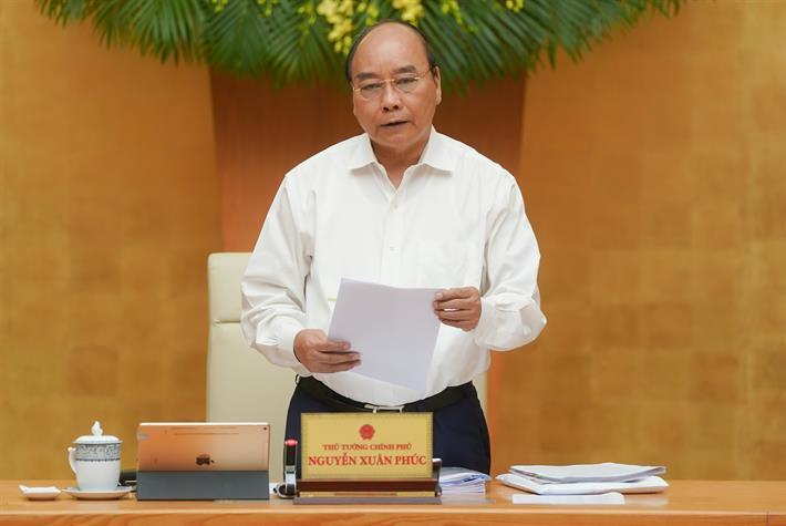 Thủ tướng: Các địa phương phải bảo đảm đủ vật tư, sinh phẩm phục vụ xét nghiệm