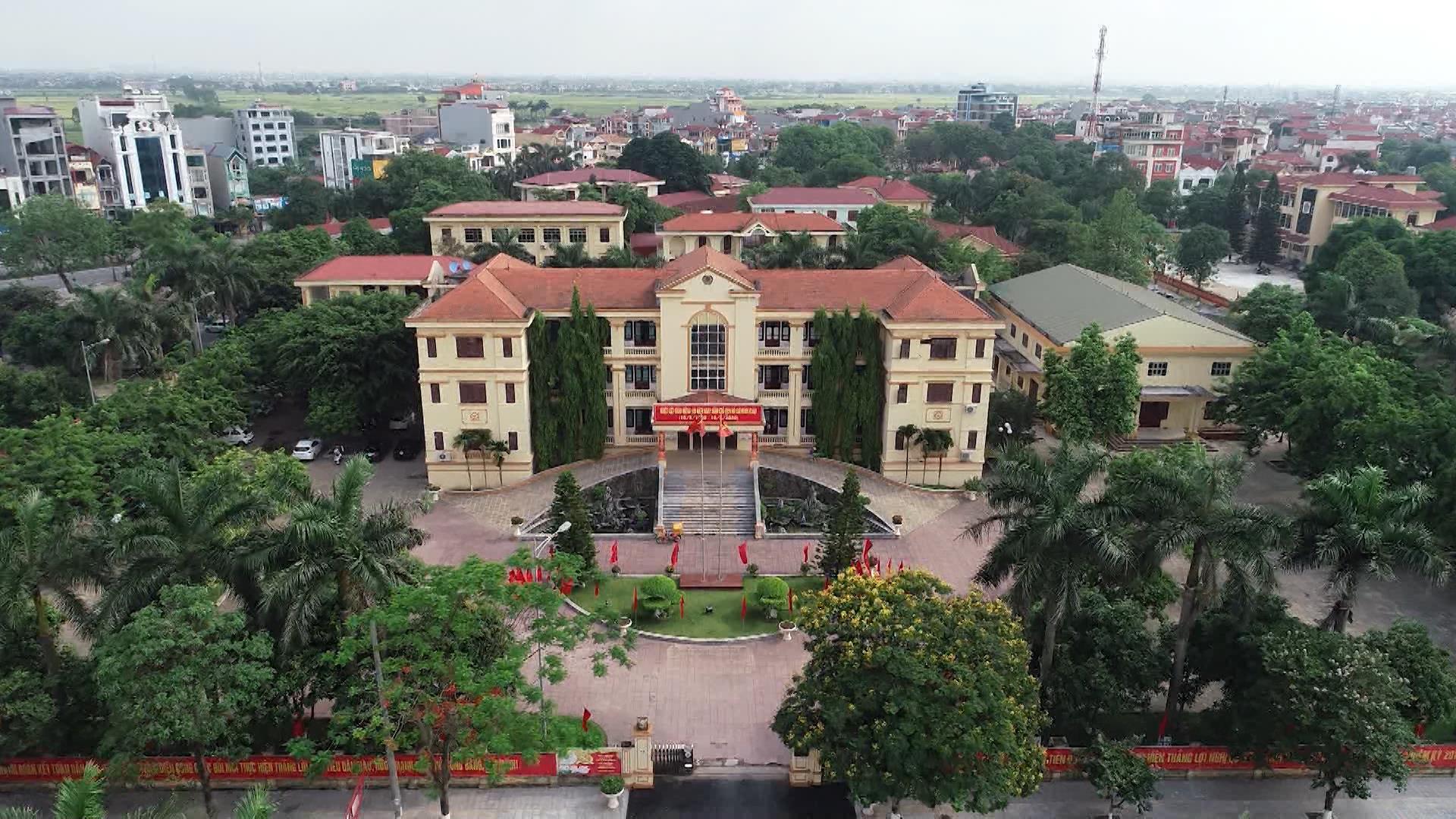 Huyện Tiên Du