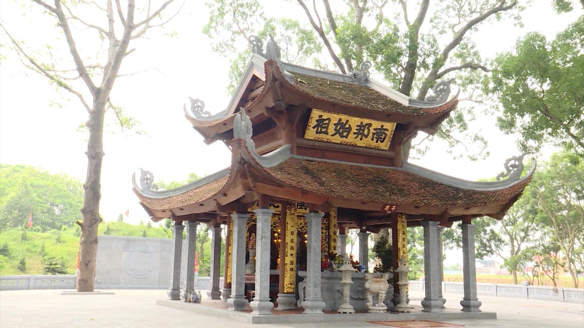 Không gian đình làng Thượng