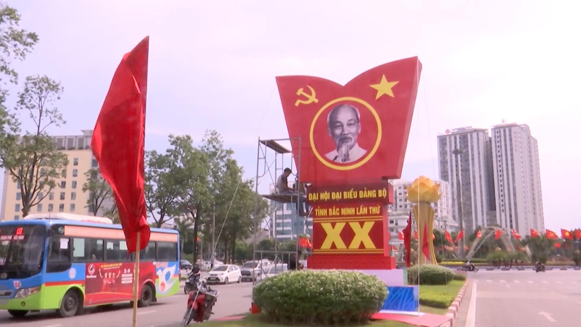 Công tác chuẩn bị Đại hội đại biểu Đảng bộ tỉnh lần thứ XX nhiệm kỳ 2020 - 2025