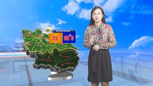 Thời tiết 29-9-2020