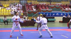 Sắp diễn ra Giải vô địch Karate trẻ và giải vô địch Karate quốc gia 2020