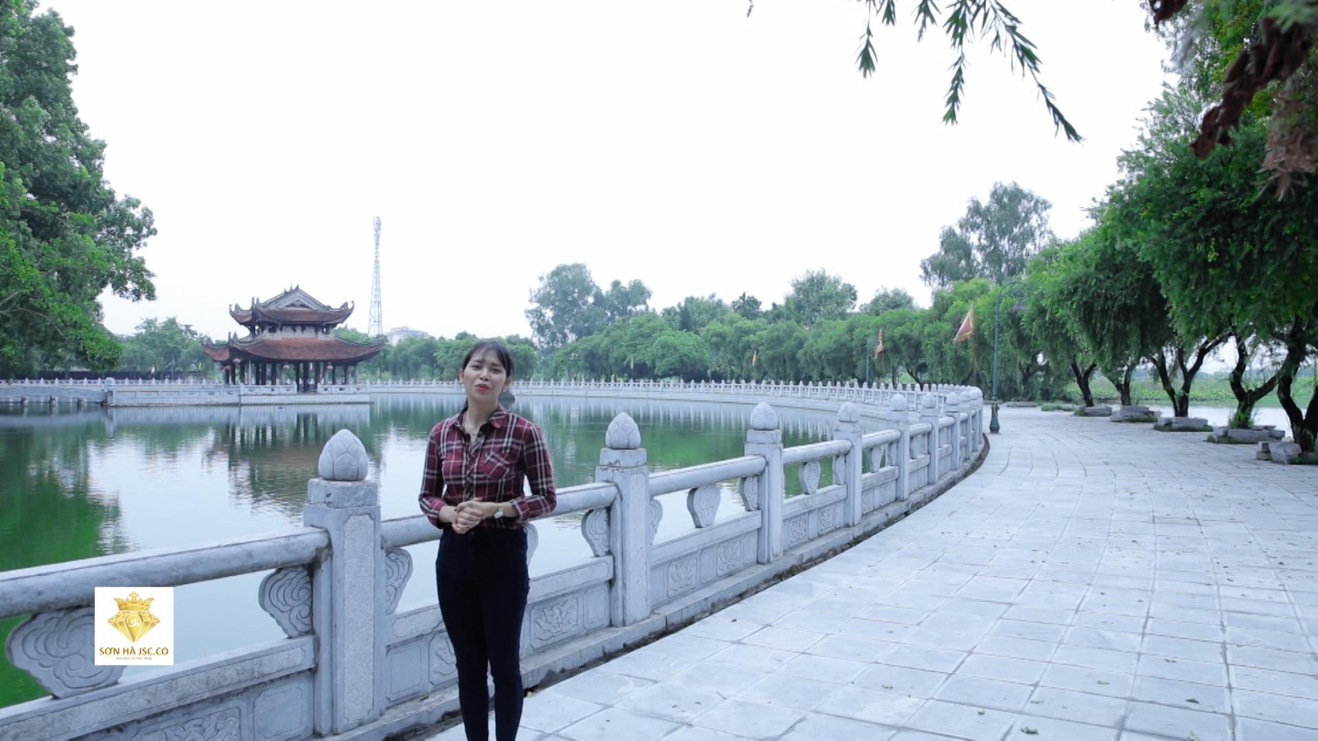 Thăm làng bánh Phu thê