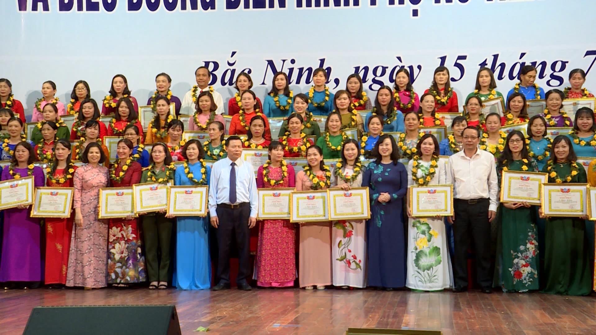 Phụ nữ Bắc Ninh năng động trong hội nhập
