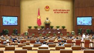 Quốc hội thảo luận luật phòng chống HIV/AIDS