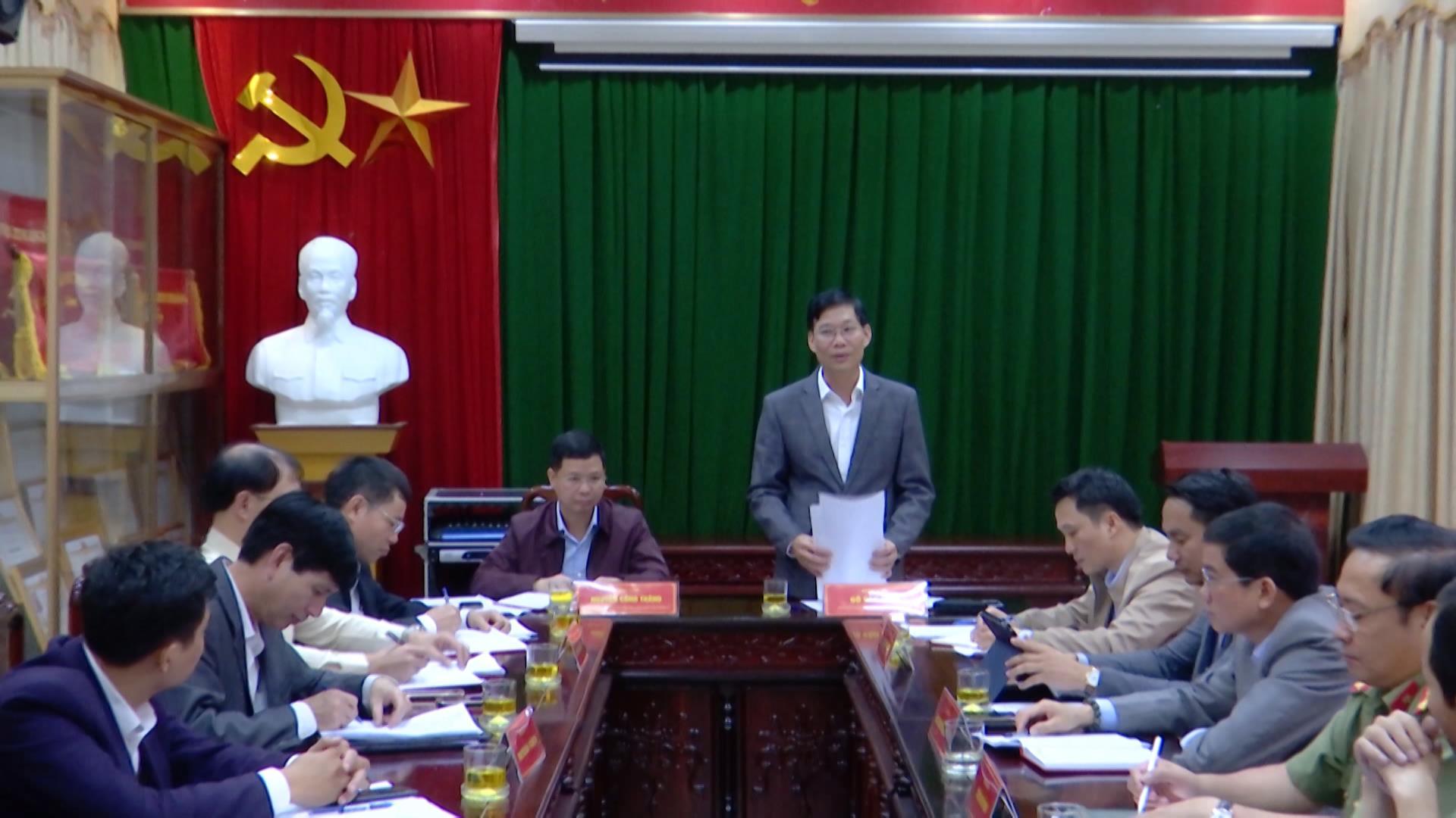 Ban Dân vận Trung ương làm việc tại Bắc Ninh