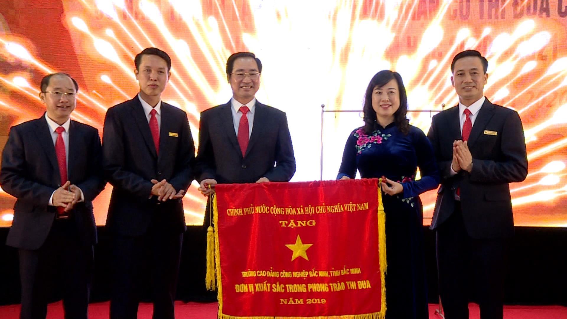 Trường Cao đẳng Công nghiệp Bắc Ninh Kỷ niệm 50 năm ngày thành lập