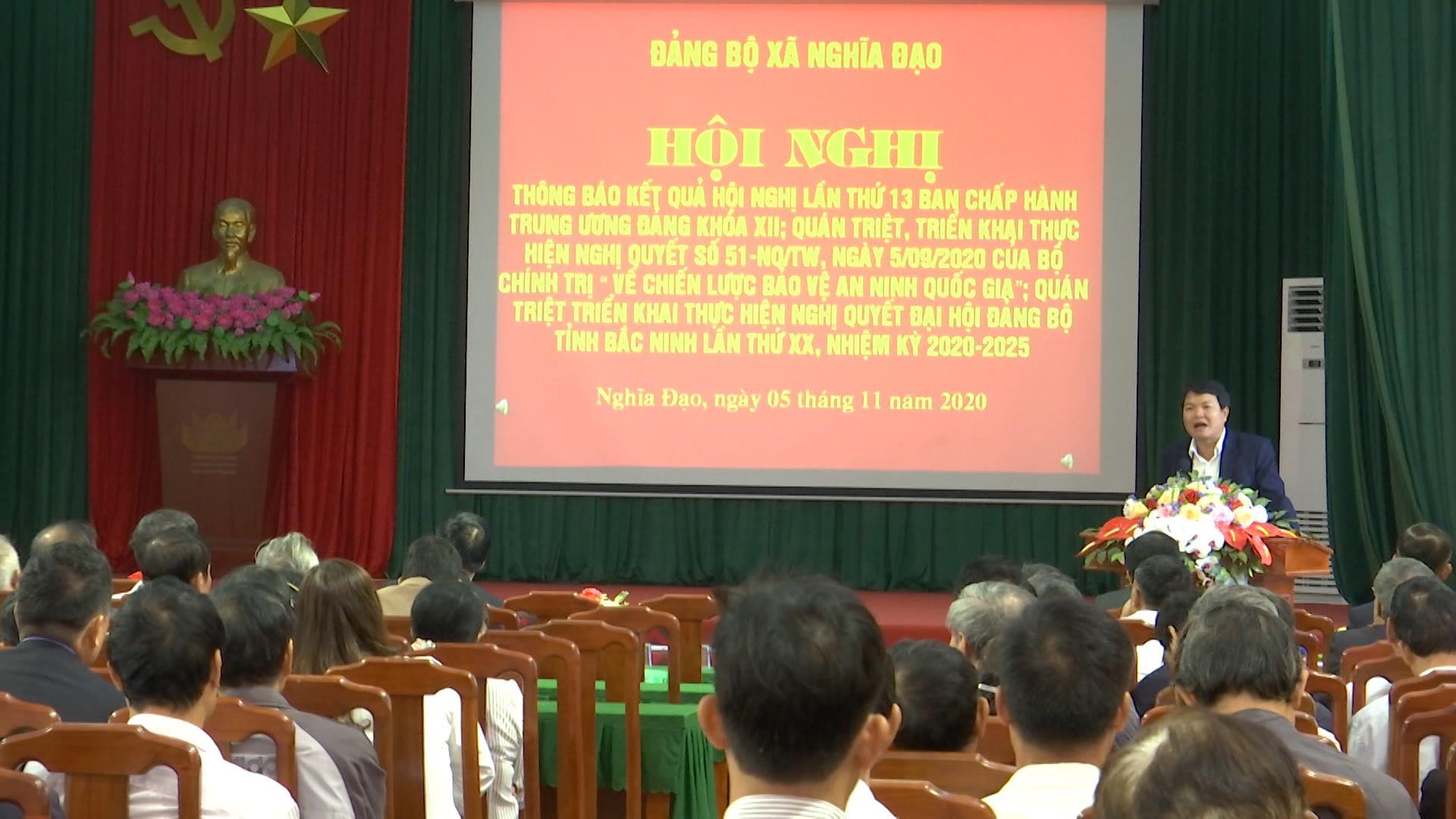 Bắc Ninh quán triệt thực hiện Nghị quyết Đại hội Đảng bộ tỉnh  phù hợp với đặc thù địa phương, đơn vị