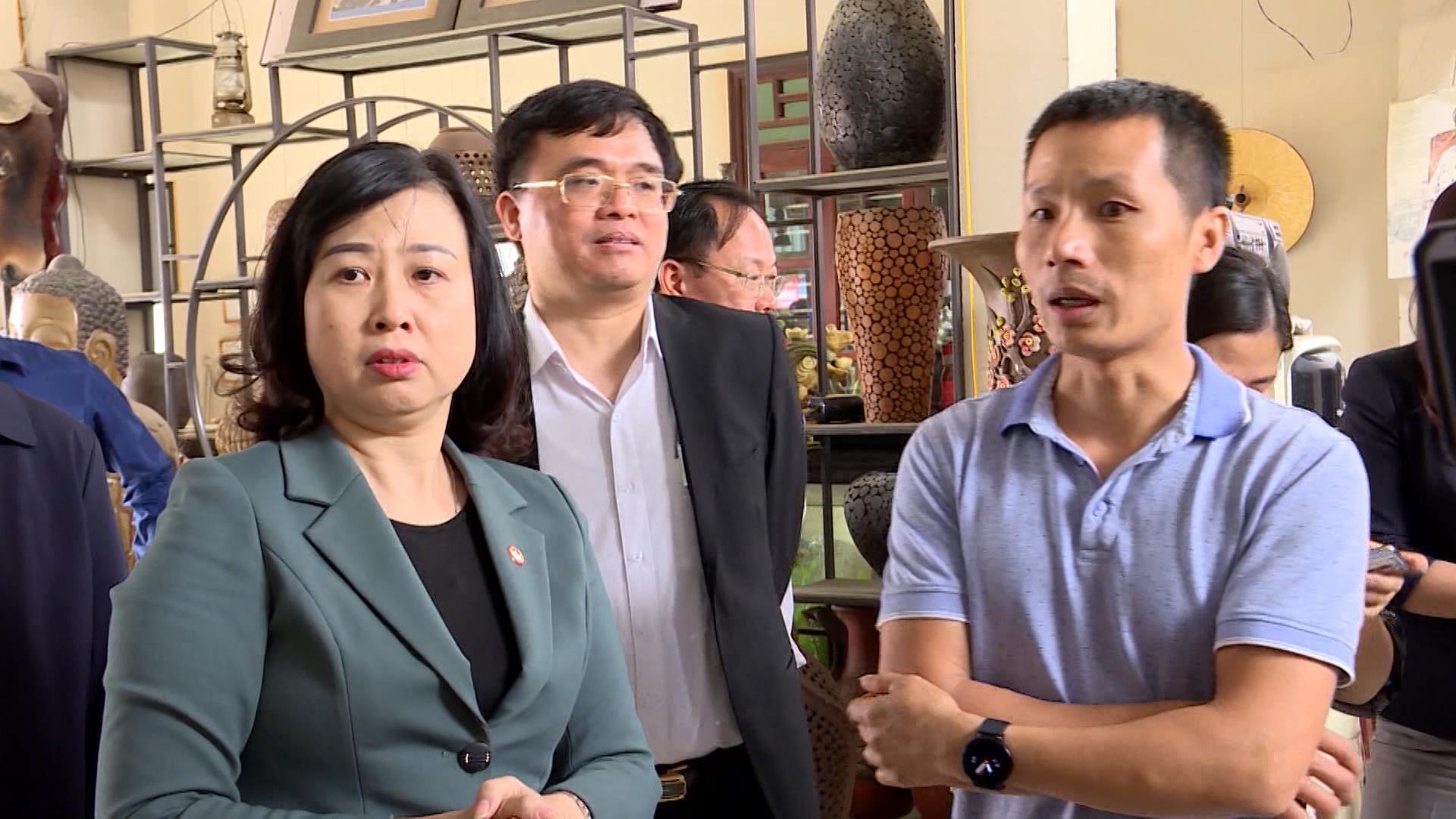 Ngân vang câu quan họ làng Hoài Trung