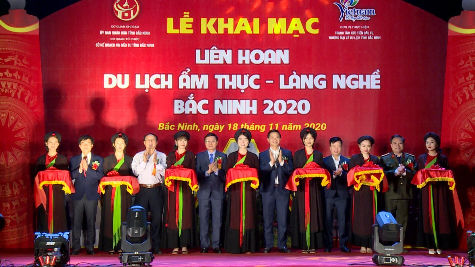 Liên hoan Du lịch, Ẩm thực – Làng nghề Bắc Ninh 2020