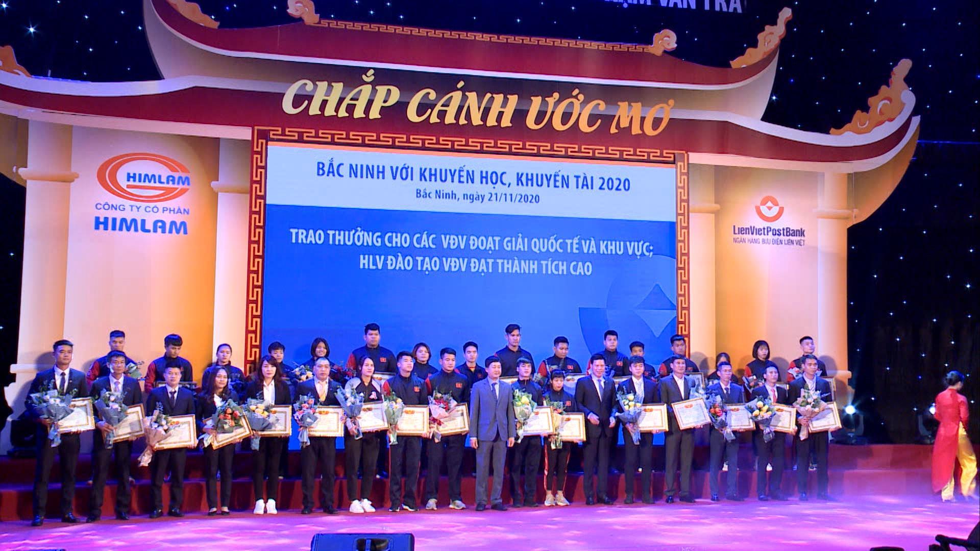 Chấp cánh ước mơ - Bắc Ninh với khuyến học khuyến tài phần 2