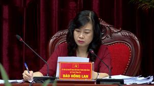 Hội nghị lần thứ 3 Ban Chấp hành Đảng bộ tỉnh khóa XX