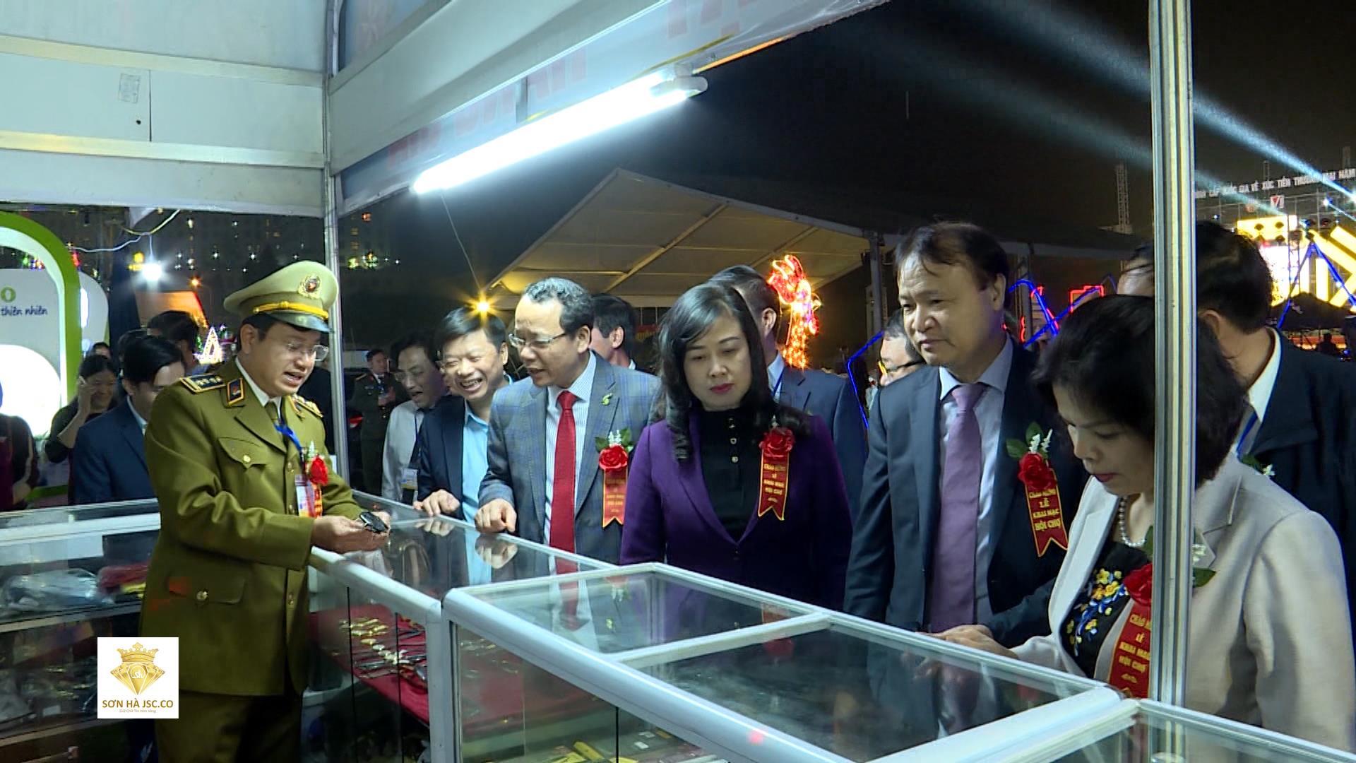 Chuỗi sự kiện hội chợ sản phẩm Ocop