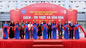"""Ngày hội """" Sách – Tri thức và văn hóa"""" tỉnh Bắc Ninh năm 2020"""