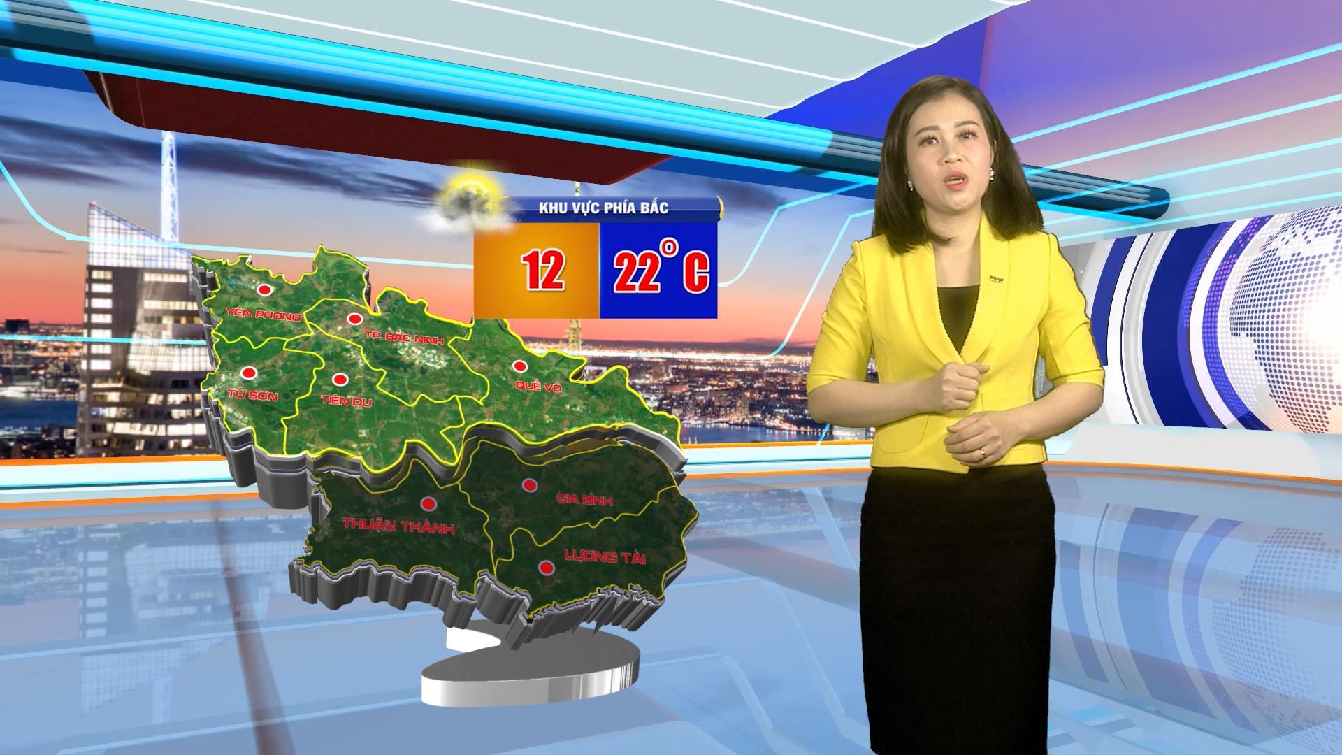 Thời tiết ngày 14-01-2021