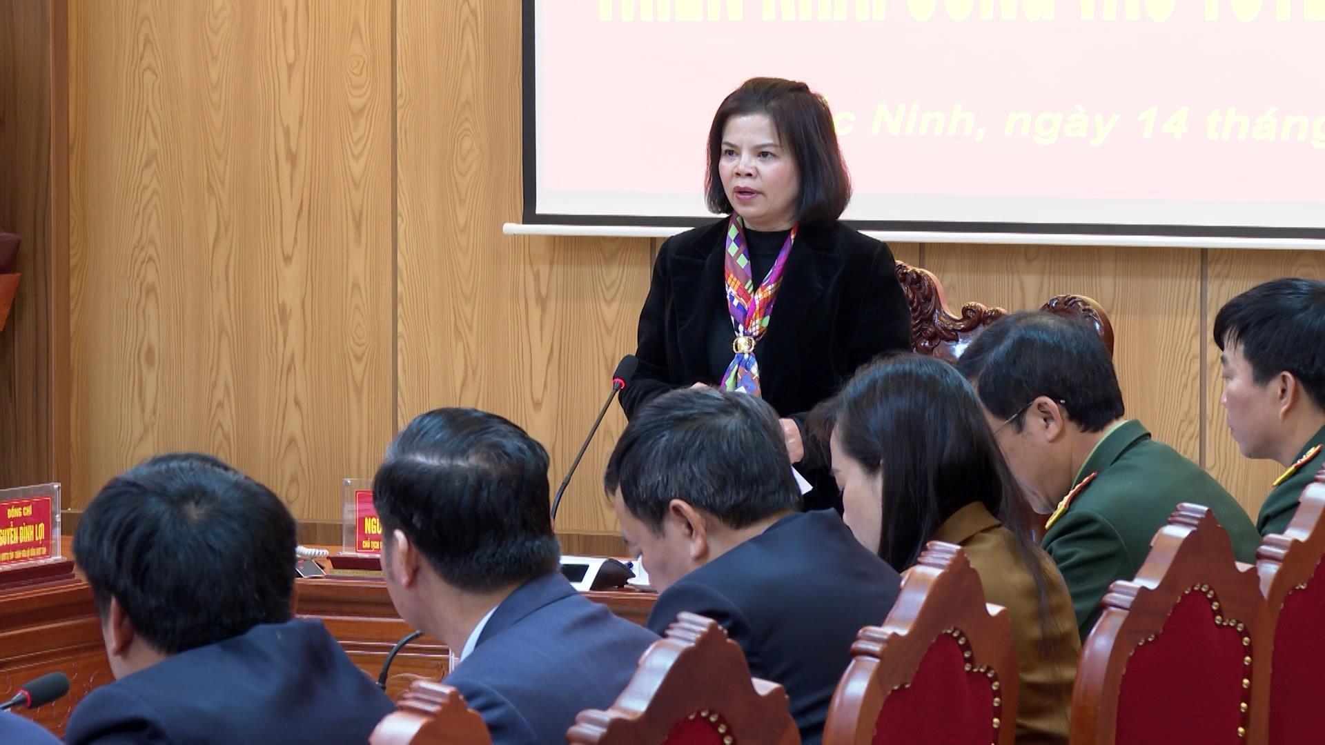 Bắc Ninh triển khai công tác tuyển quân năm 2021