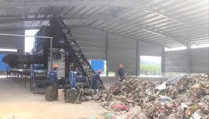 Tái khởi động Nhà máy xử lý chất thải rắn tập trung huyện Gia Bình
