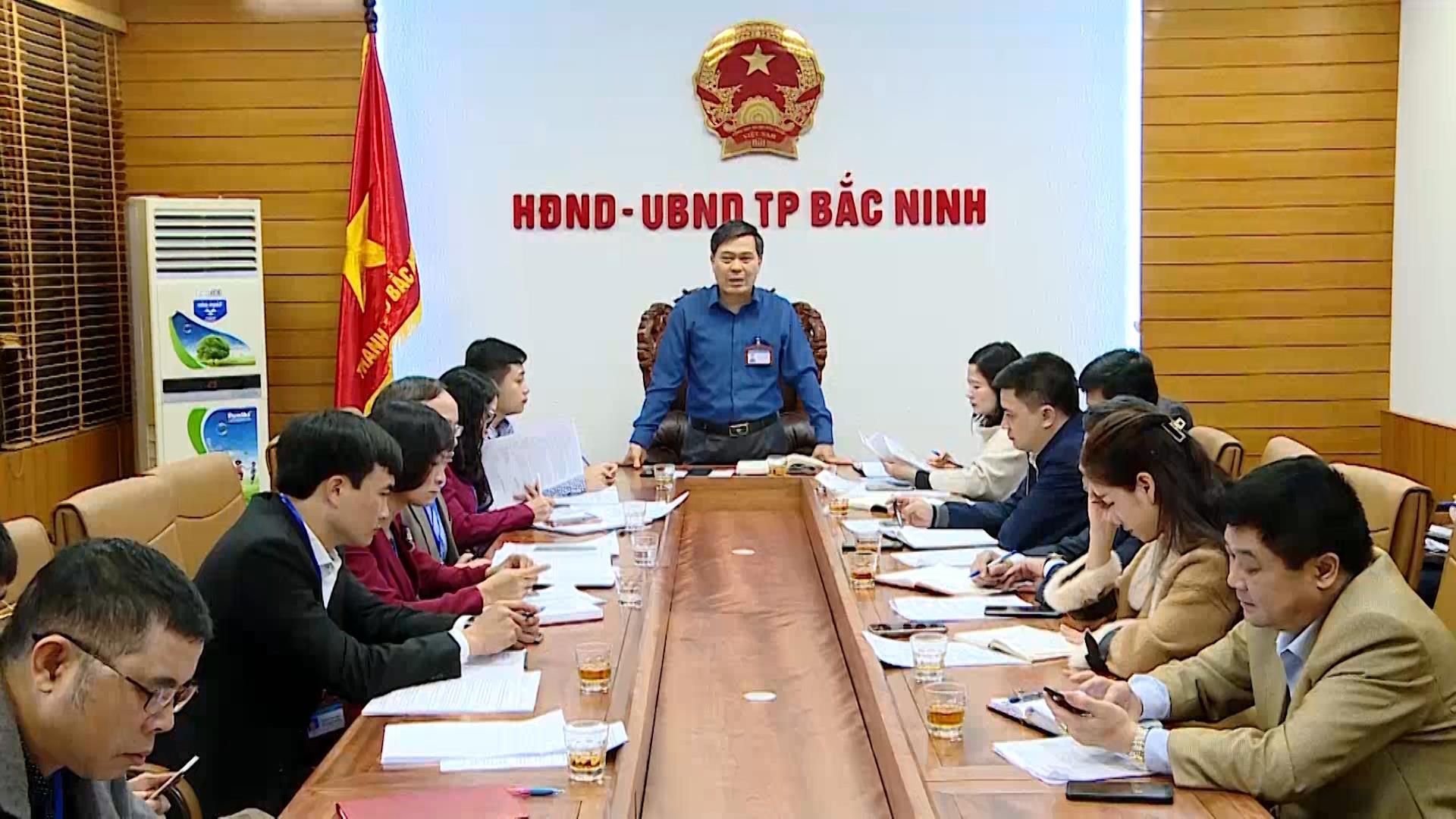 TP Bắc Ninh: Triển khai kế hoạch tổ chức hoạt động chào mừng Đại hội đại biểu toàn quốc lần thứ XIII của Đảng