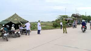 Quyết tâm xóa sổ ổ dịch Covid – 19 ở xã Lâm Thao, huyện Lương Tài