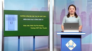"""Đổi giờ phát sóng chương trình """"Dạy học trên truyền hình"""" năm 2021"""