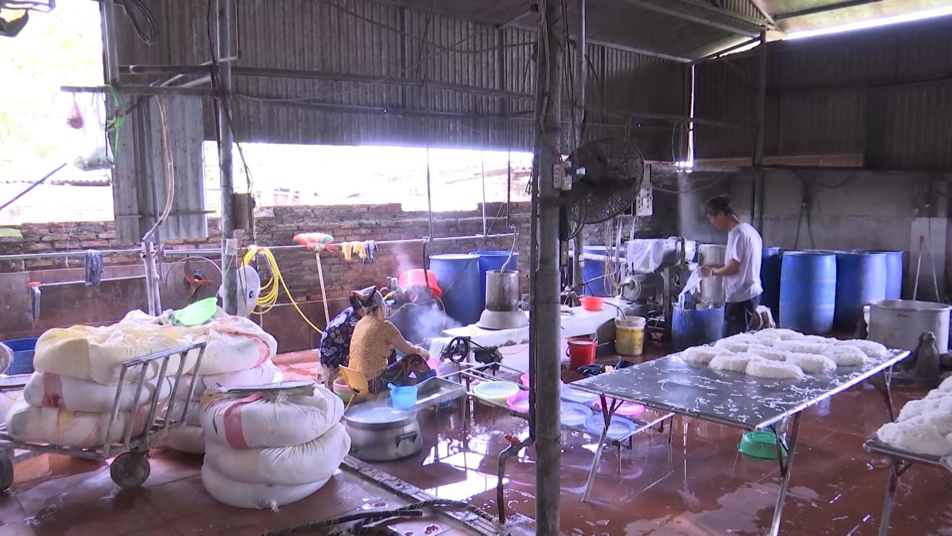 Không khí sản xuất đầu năm tại các làng nghề Bắc Ninh