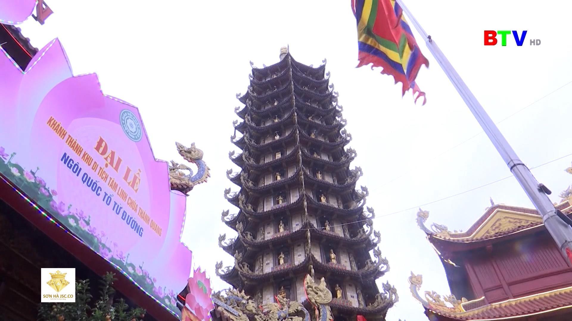 Khu di tích đình, đền chùa Văn Môn, Yên Phong