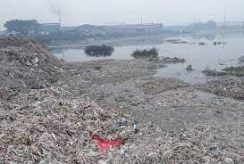Thành phố Bắc Ninh xử lý các trường hợp xả thải ra sông Ngũ Huyện Khê
