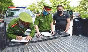 Thành phố Bắc Ninh xử lý vi phạm trật tự đô thị tại phường Phong Khê