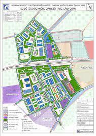 Thành lập cụm công nghiệp Cao Đức - Vạn Ninh, huyện Gia Bình