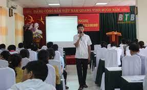 Tập huấn sản xuất nông nghiệp cho các HTX tại Tiên Du