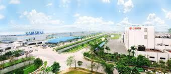 Bắc Ninh đứng đầu trong danh sách thu hút dự án Khu công nghiệp