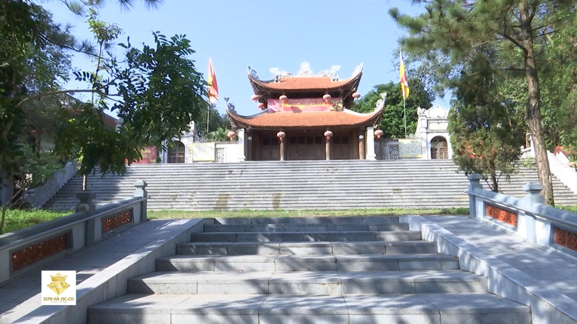Chùa Hồng Ân tự thị trấn Lim huyện Tiên Du