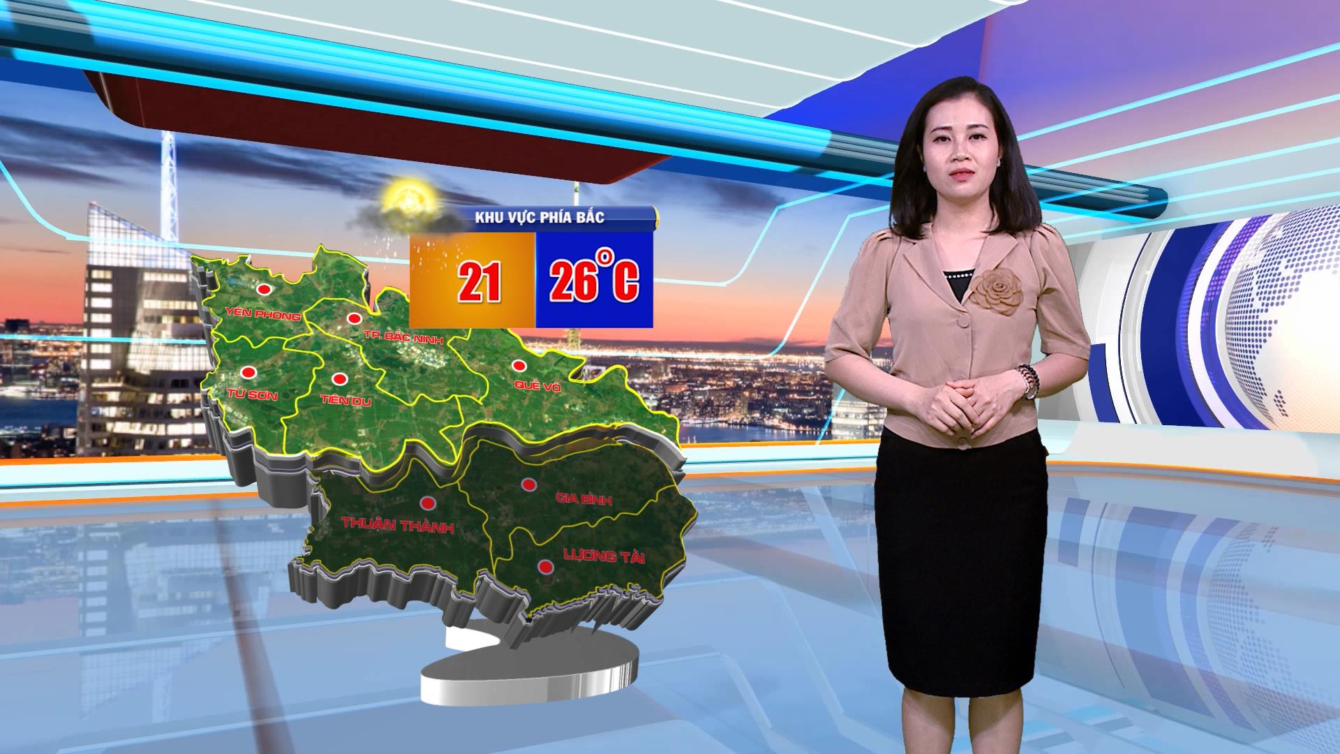 Thời tiết 10-4-2021