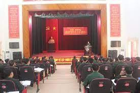 Bộ Chỉ huy quân sự tỉnh: Giao ban công tác Đảng, công tác chính trị quý 1